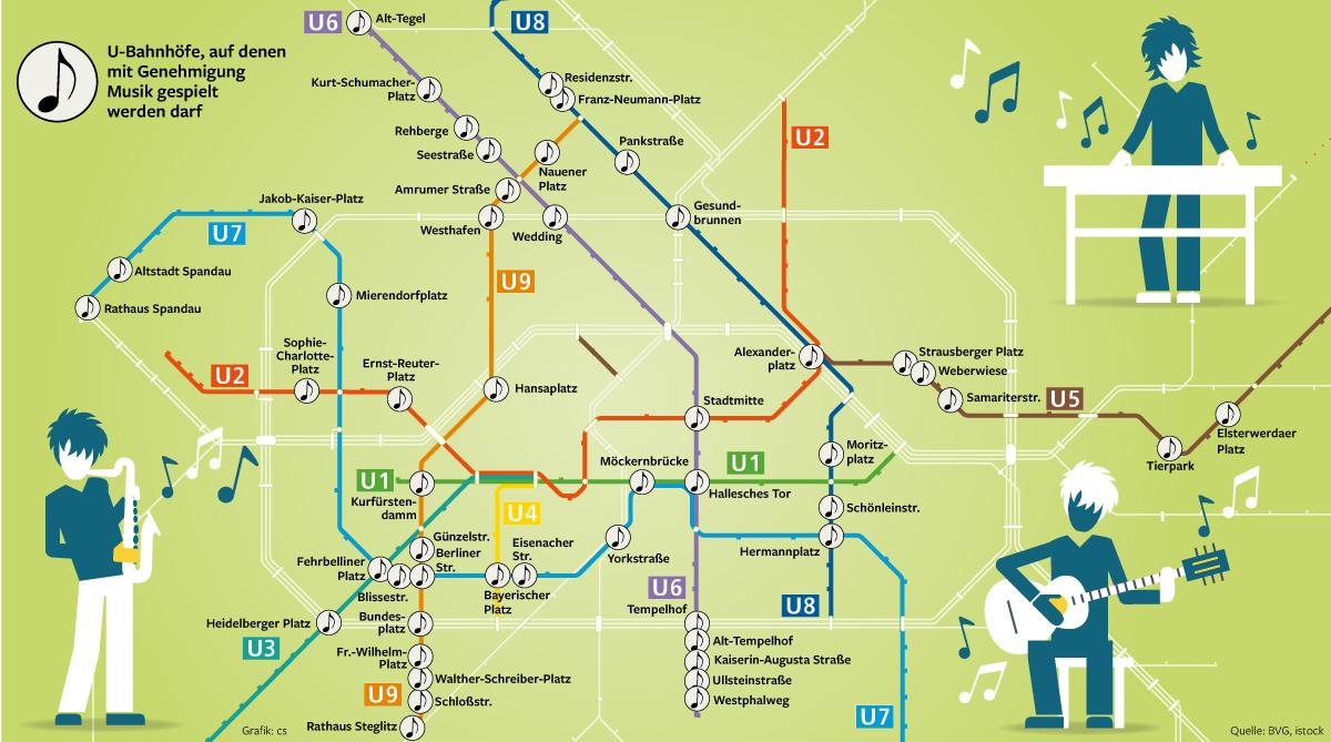 Musiker-Map