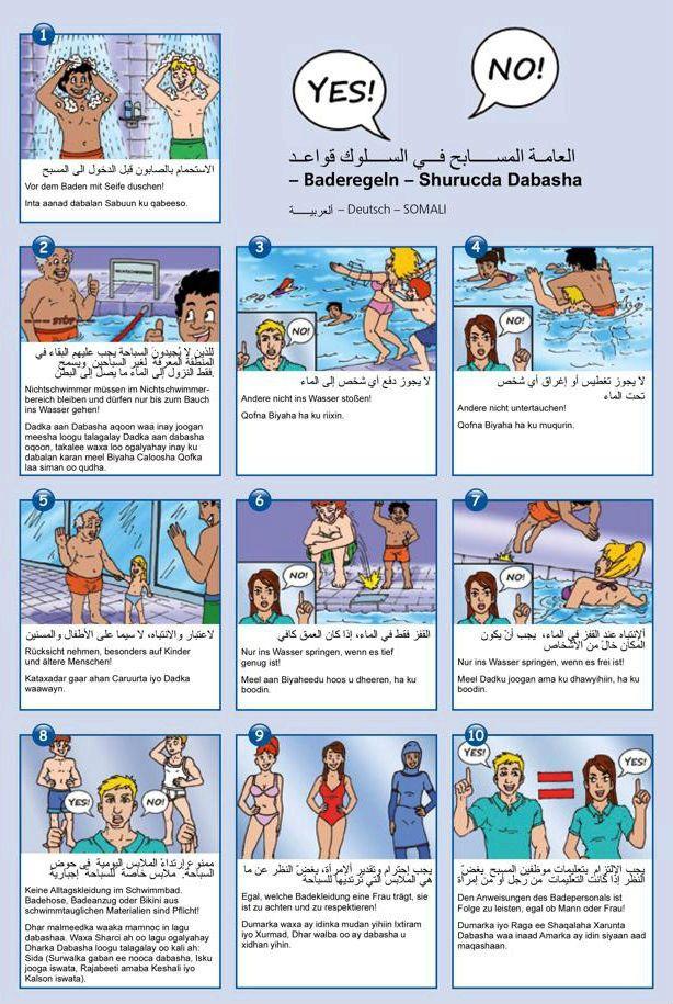 Darf man schwimmbad nackt dusche Nude Photos 74