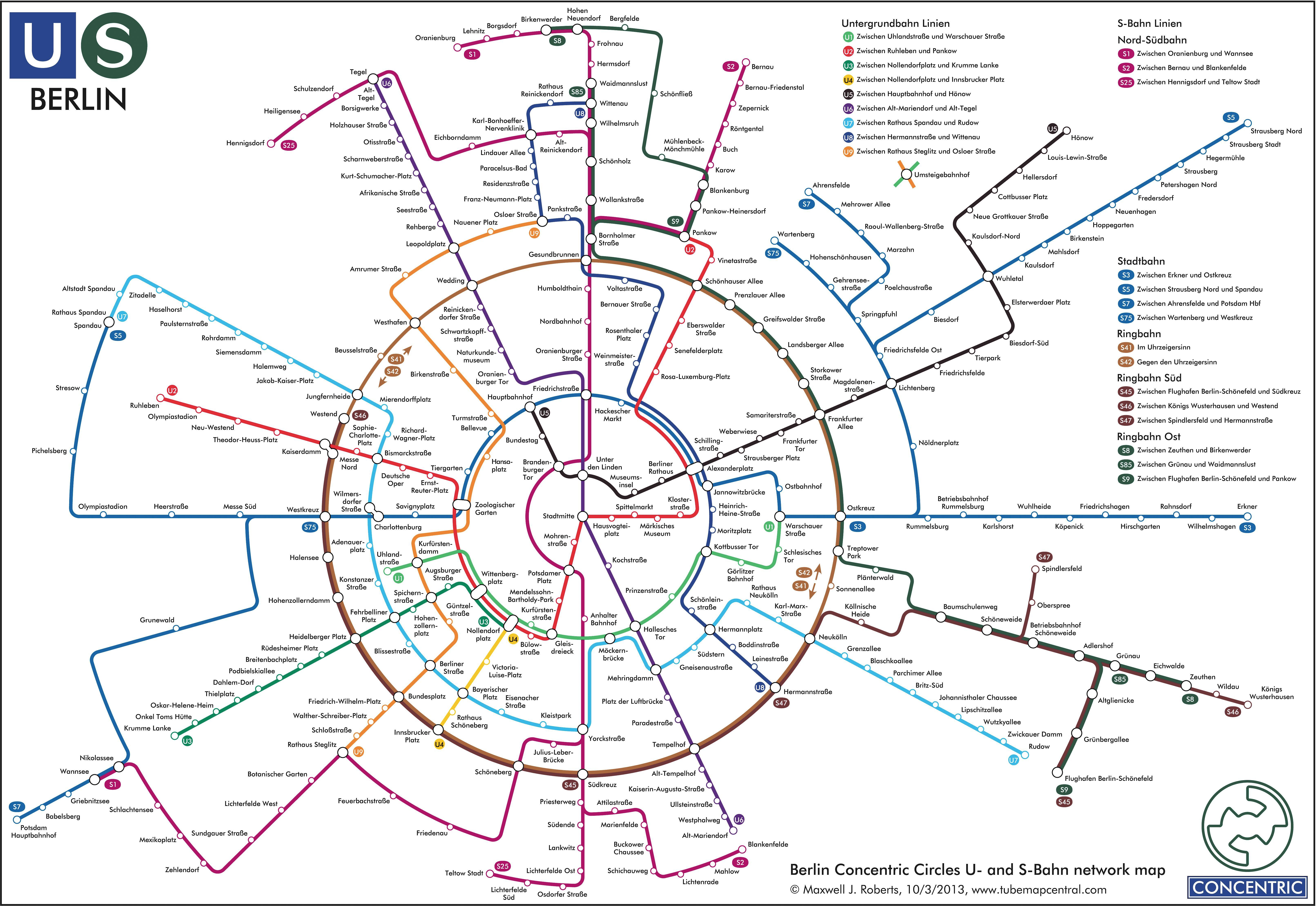 u bahn berlin karte Wenn die Berliner U Bahn plötzlich im Kreis fährt   Berlin Aktuell  u bahn berlin karte