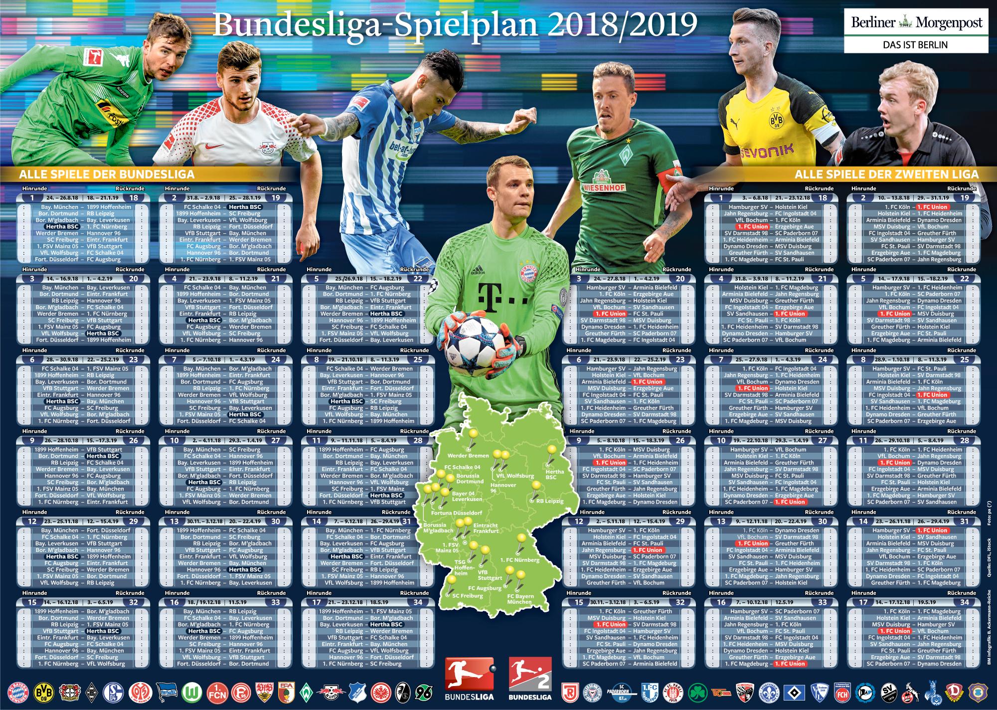 24 spieltag bundesliga 2019