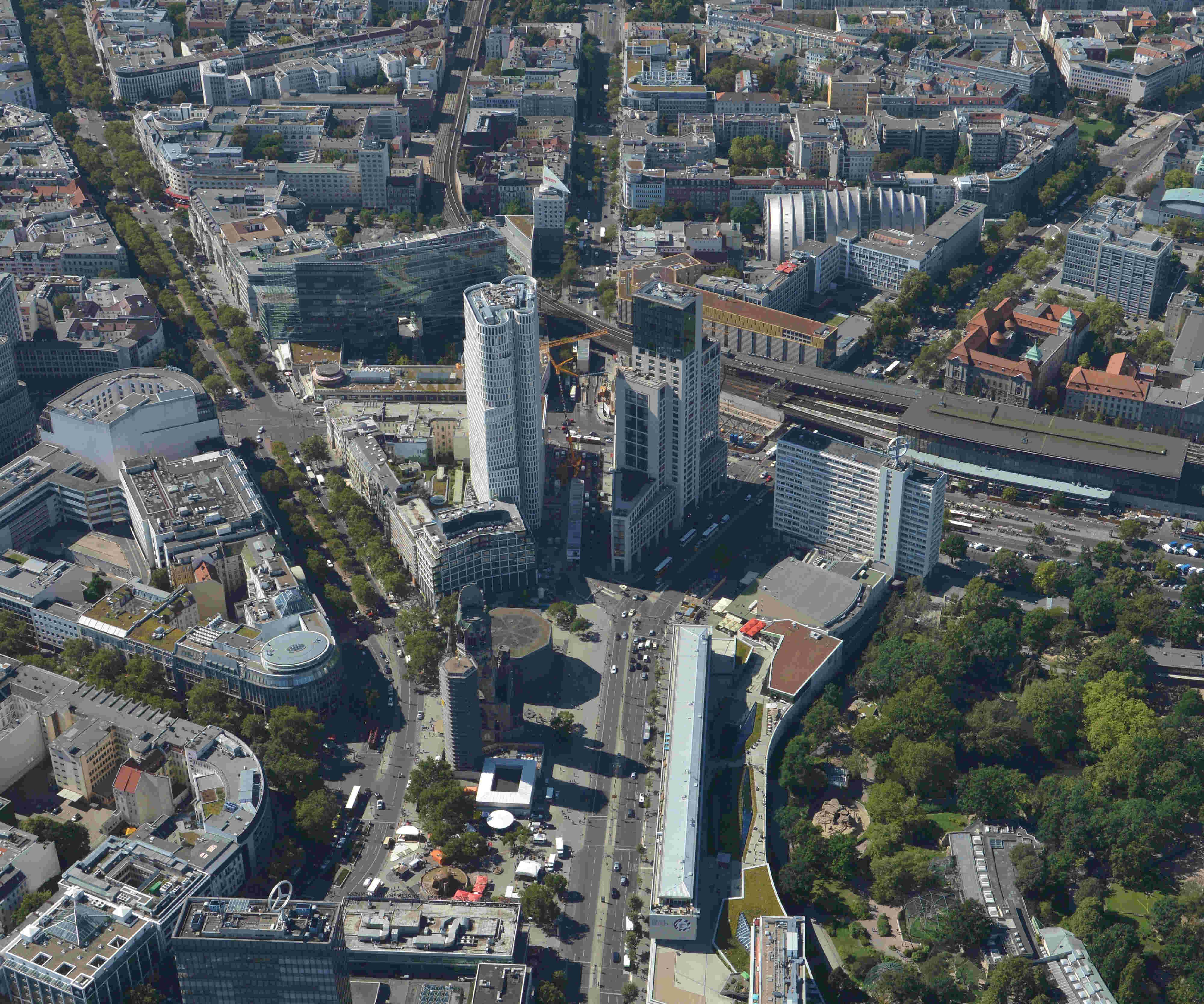 Diese Luftbilder Zeigen Den Berliner Spatsommer Von Oben Aktuelle