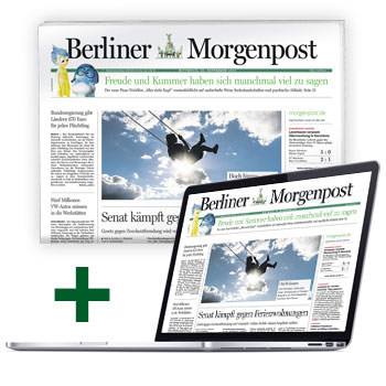 Berliner Morgenpost Print Plus