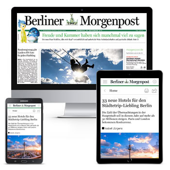 Berliner Morgenpost Digital Komplett