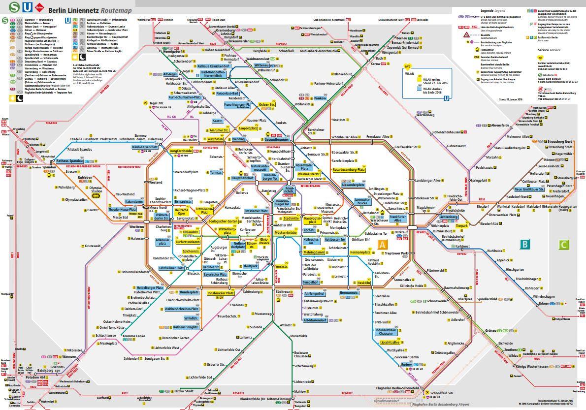 u bahn berlin karte Freies Wi Fi in Berlin: Kostenloses Interin der U Bahn  u bahn berlin karte
