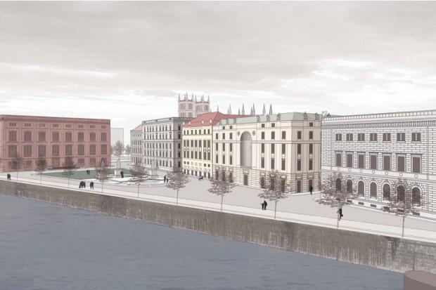 Was schinkel wohl sagen w rde streit um geplante neubebauung am schinkelplatz stadt bild berlin - Architekturburos in berlin ...
