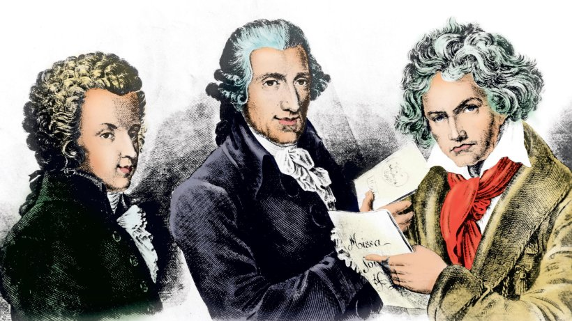 an analysis of classical and romantic musicians in the classical style haydn mozart beethoven by cha To see how beethoven's music inspired a shift from classical to romantic style  mozart, haydn & beethoven beethoven: symphonies & shift from classical to.