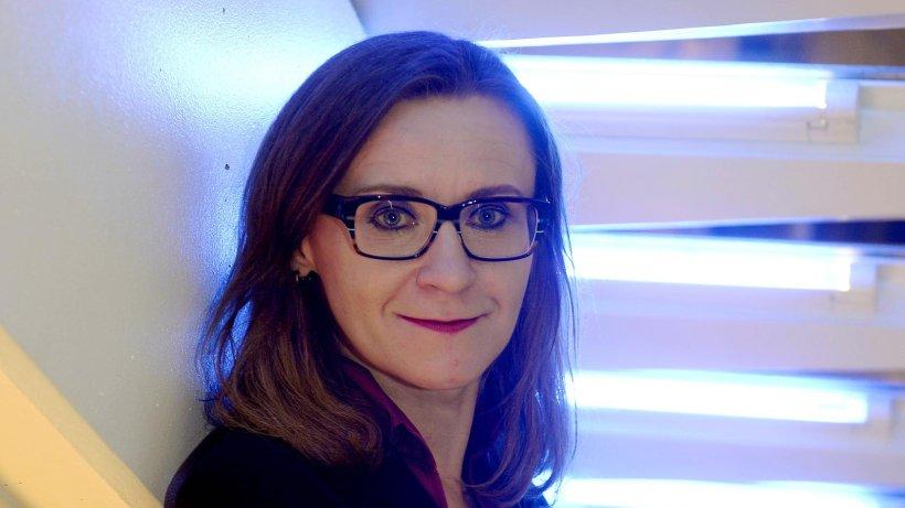 sigrid nikutta - eine bvg-chefin im spagat zwischen beruf und familie - berlin