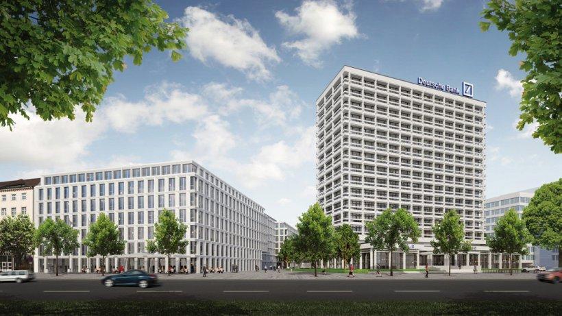 deutsche bank baut campus f r 2500 mitarbeiter in berlin charlottenburg wilmersdorf berliner. Black Bedroom Furniture Sets. Home Design Ideas