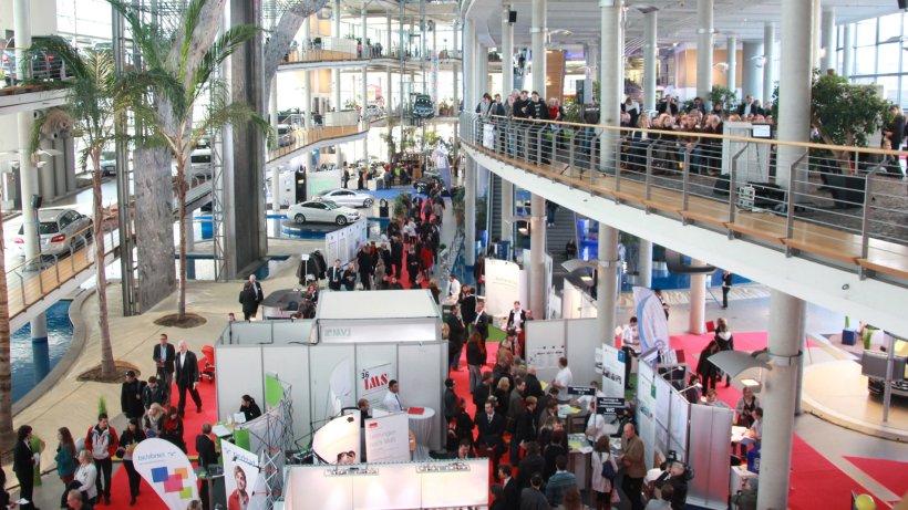 """KarriereEvent """"jobmesse berlin"""" rollt den roten Teppich"""