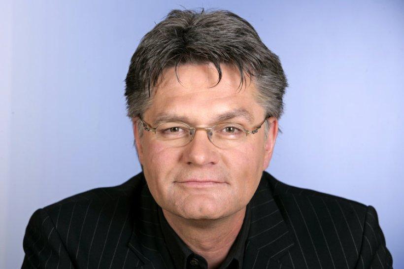 Moderator <b>Peter Escher</b> - Will-Peter-Escher-DW-Vermischtes-Leipzig
