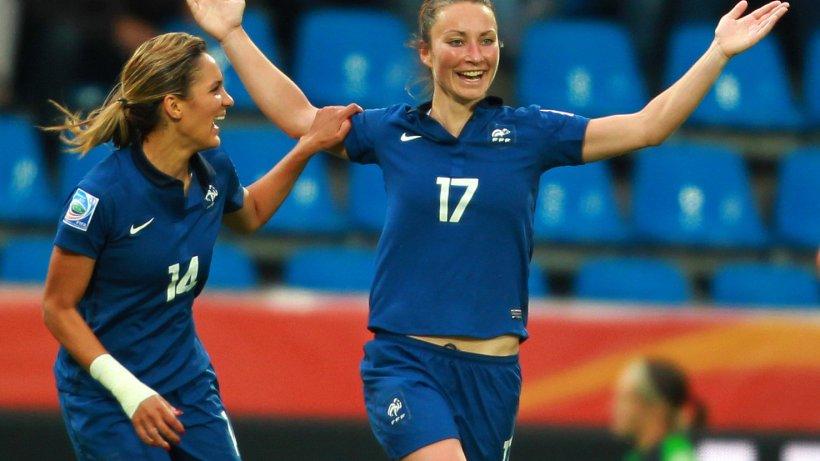 sport fussball frauen wm article Frankreichs Frauen nicht nur nackt ein Spektakel.
