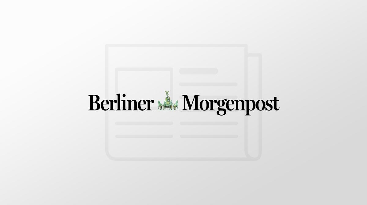 Gefluster Leute Berliner Morgenpost